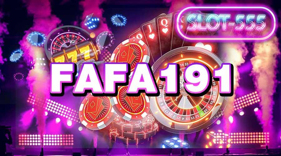 FA FA191